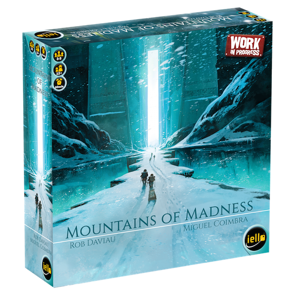Mountains of Madness Gen Con 50